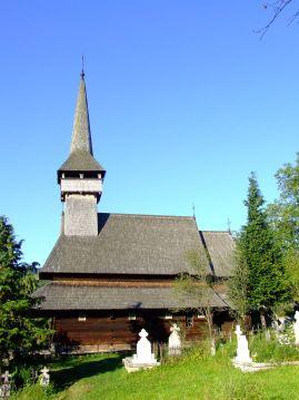 Crkva sv. Paraskeve, Poienile Izei