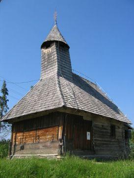 Kapela Sv. Jurja, Lijevi Štefanki