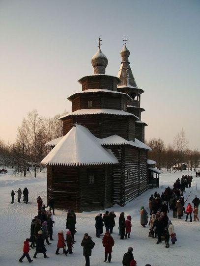 Crkva sv. Nikole, Veliky Novgorod