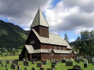 Crkva Røldal, Odda
