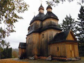 Crkva sv. Mihaela, Krivulya Podolsk (18. st.)