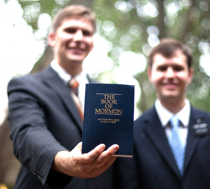 mormon, tko su mormoni