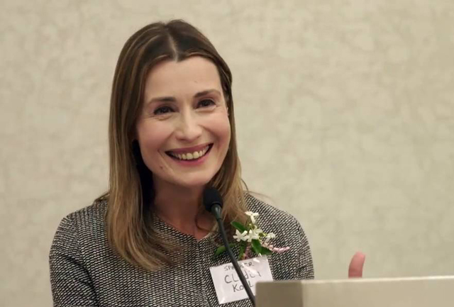 Claudia Koll, svjedočanstvo talijanske glumice