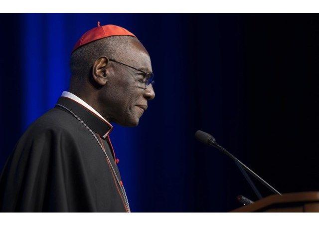 kardinal Robert Sarah, liturgijsko biće, homo liturgicus