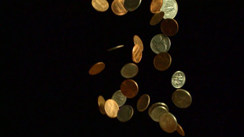 novac, skupljanje novca na misi, lemozina