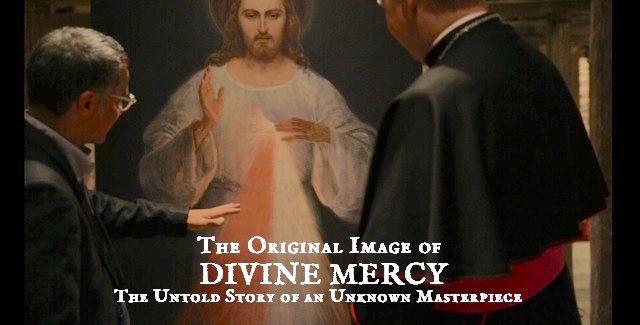 slika milosrdnog Isusa