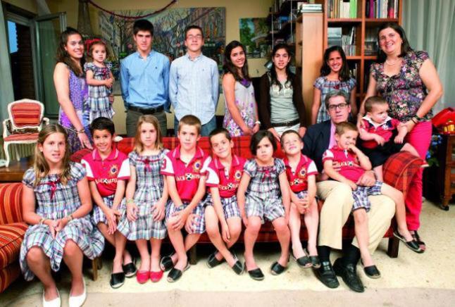 José María Postigo preminuo otac 18 djece