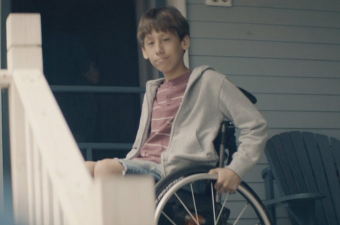 reklama invaliditet prijateljstvo