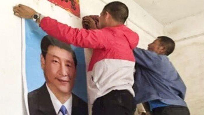 slika isusa predsjednik xi jinping