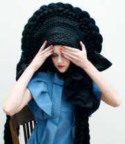 crazy classy creative hair design
