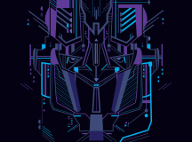 Minimalistic vs. Over The Top Transformers 3 Posters | Bit ...