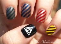 Creative Harry Potter Inspired Nail Art [10 Pics] | Bit Rebels