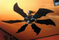 This Batman Ceiling Fan Turns Your Home Into A Batcave ...