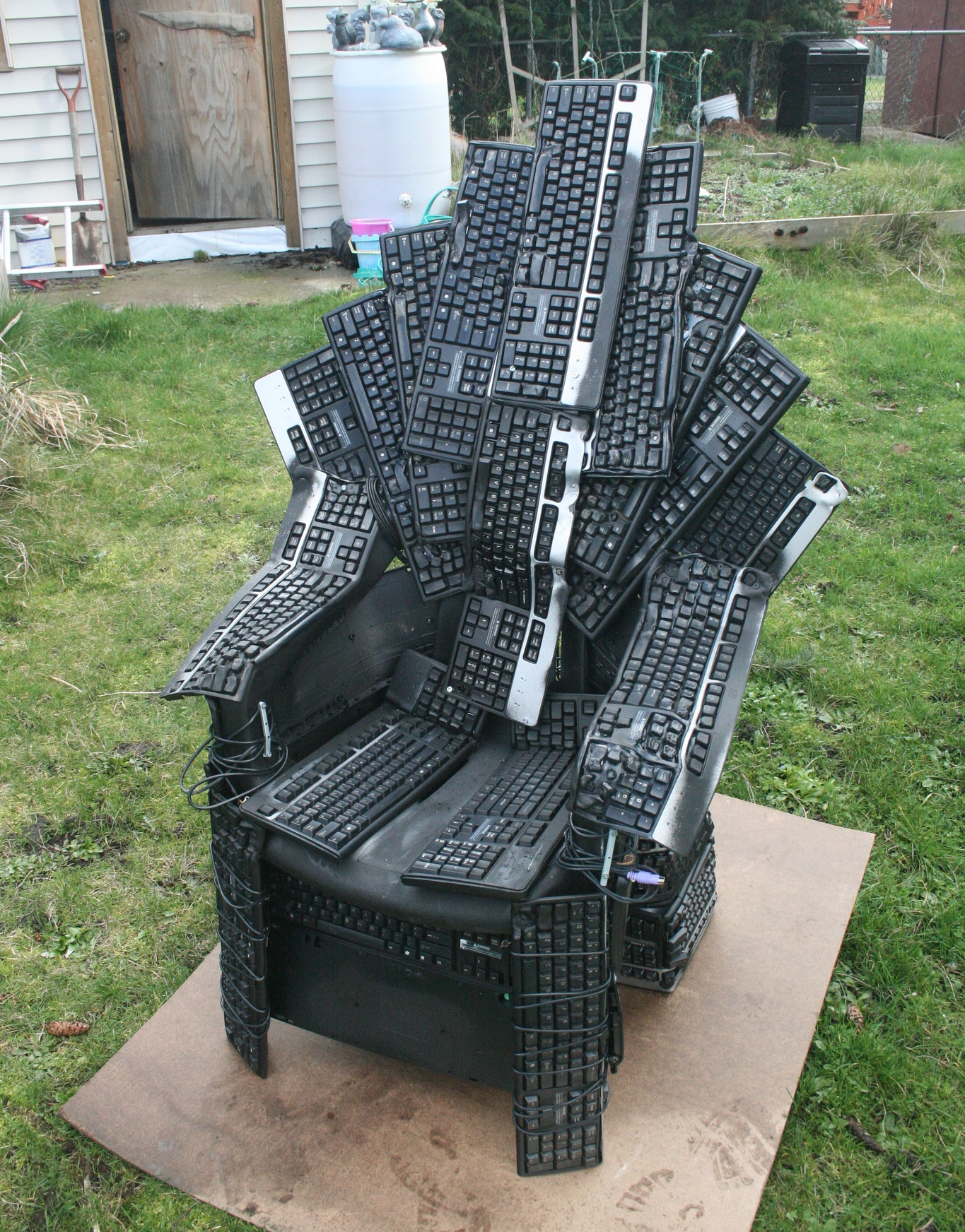 game of throne chair joovy high reviews nerds thrones tribute made from