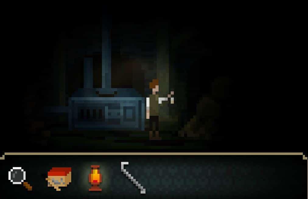 Experience 8-Bit Horror In The Last Door Indie PC Game | Bit Rebels