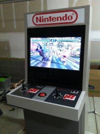 Nintendo Themed Arcade Cabinet Epically Retrofies Your ...