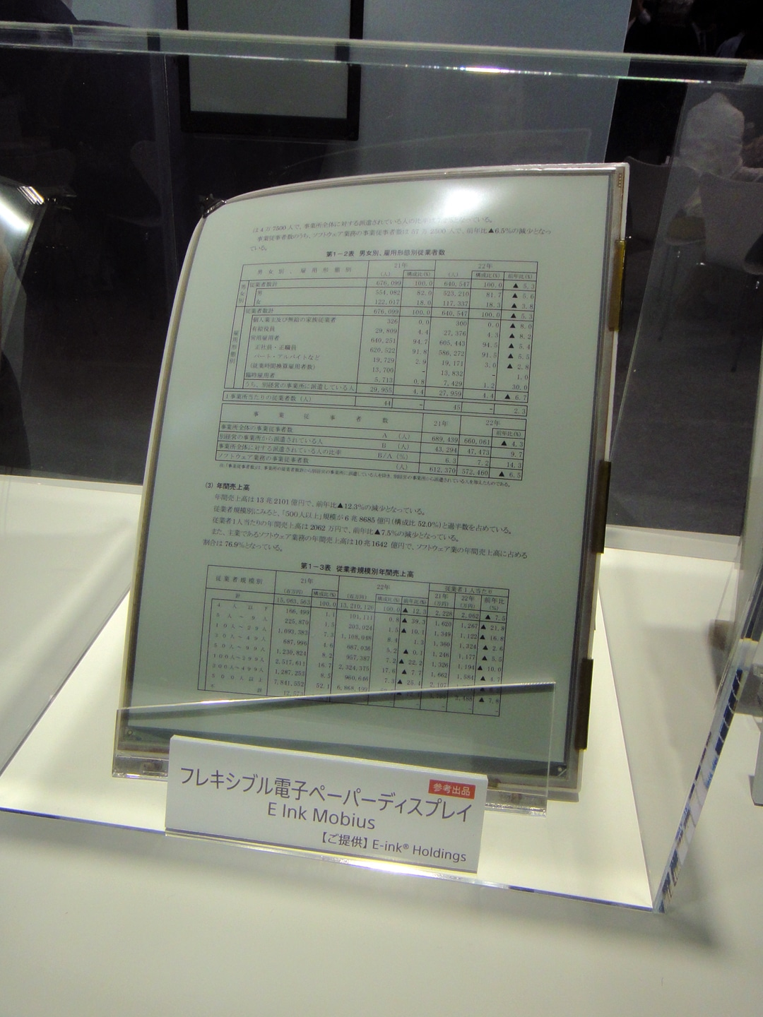 EInk Paper Notepad From Sony Ready For Release This Year