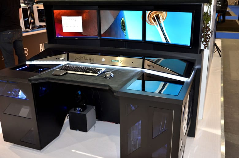 Swordfish The Ultimate PC Desk Computer For Any Gaming