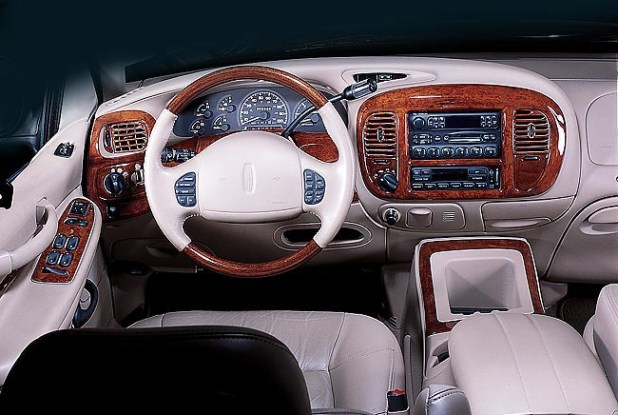Lincoln Navigator Interior Parts