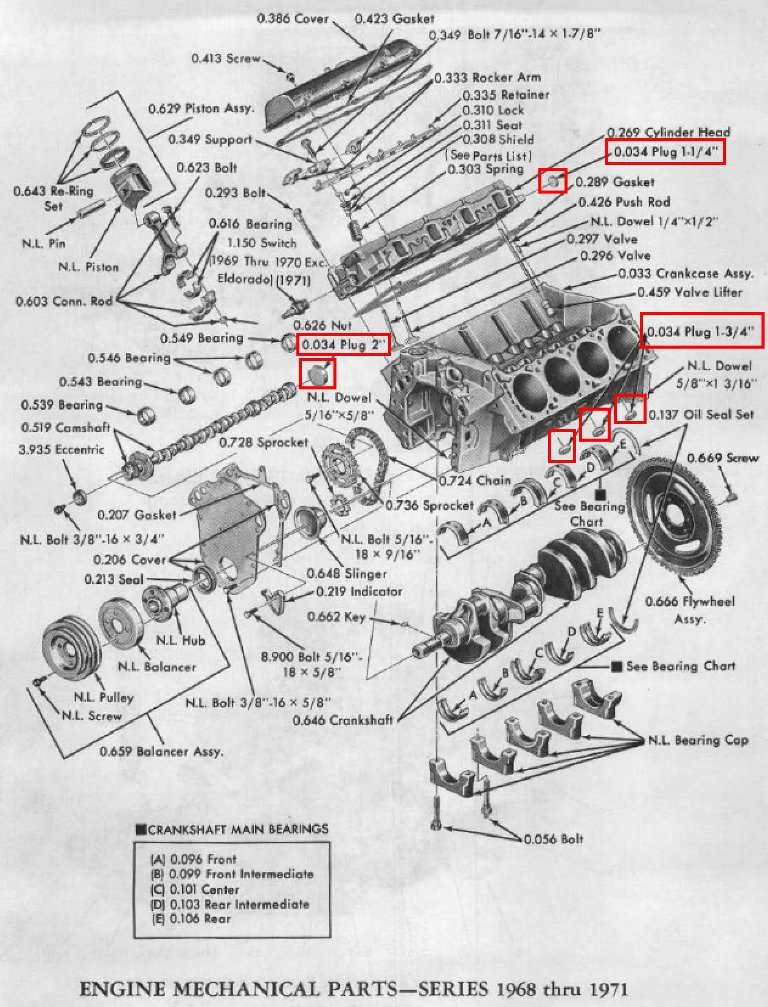 Ford Engine Parts Diagram 6 0 Sel 2005 Ford 5 4 Engine