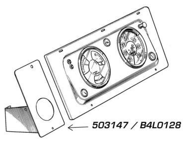 S2 Dash Gauge Panel 503147