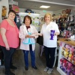 CHARITY EVENT AT BITS AND BOBS SATURDAY 30TH MARCH 2019 THE WEYMOUTH AND PORTLAND SEWING BEE IN AID OF PROJECT LINUS UK