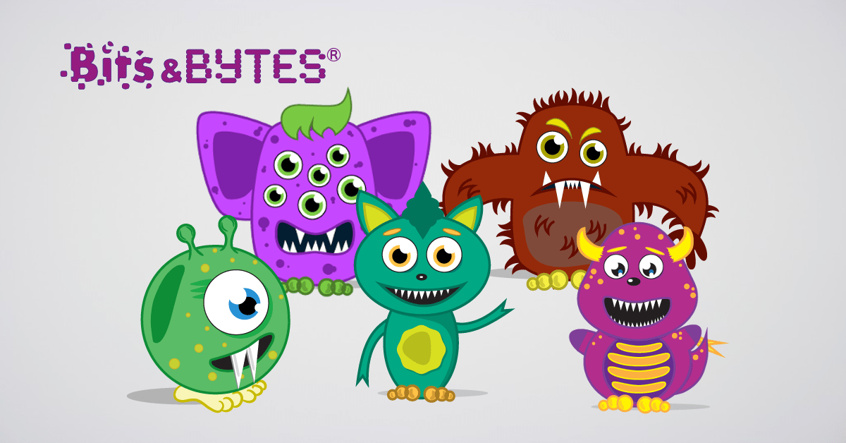 Bits and Bytes - the card game that teaches children the fundamentals of computer coding