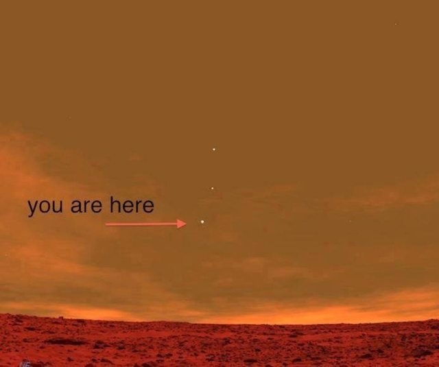 You are here3