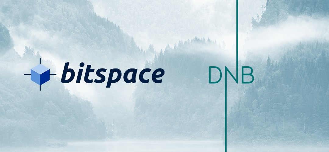 BitSpace working with Norway's largest Bank – DNB