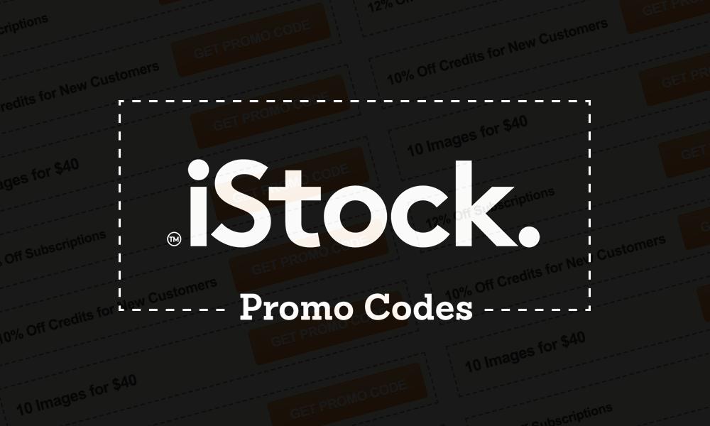 istock promo code december