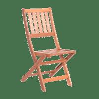 Folding wooden garden chair KAI, price 23.99 EUR / Wooden