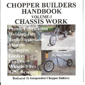 harley softail frame diagram kenworth headlight wiring chopper bobber rigid motorcycle jig plans neck holder builders handbook volume 1 chassis work cd rom a must have for aspiring includes 200 photos 80 diagrams and 30 plan sheets