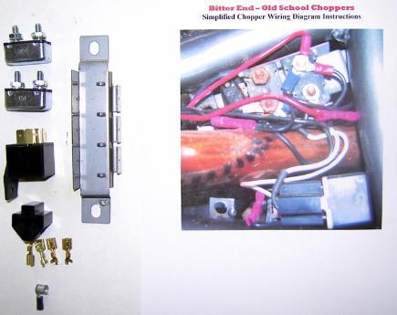 chopper bobber wiring diagram wiring diagram basic chopper wiring diagram nilza