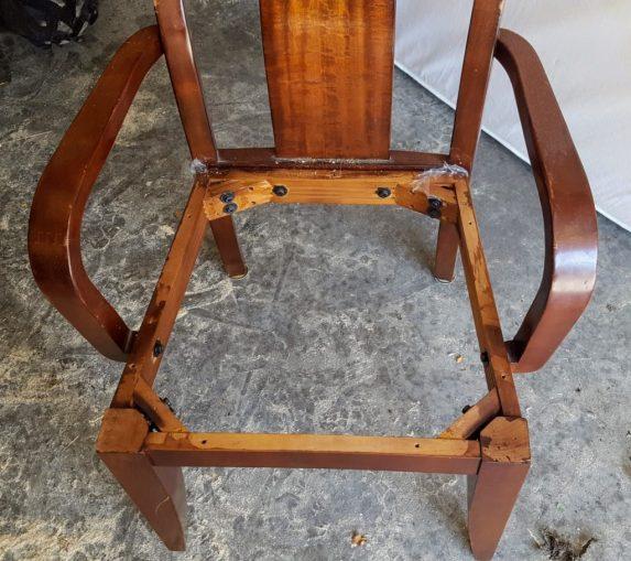 remove seat