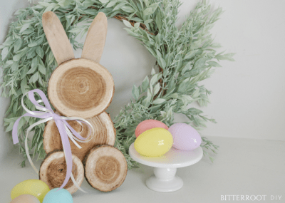 DIY Farmhouse Easter Decor