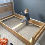 Diy Basic Twin Bed