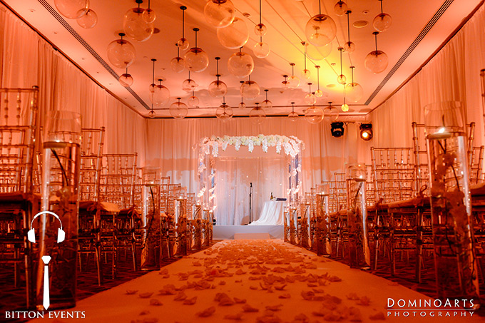 Bitton Events DJ Lighting Planning  Entertainment in Florida  Epic Hotel Wedding Pictures