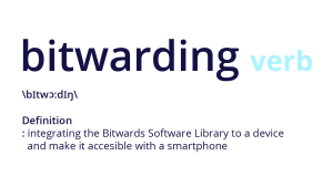 bitwarding definition