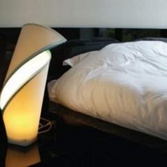 Kitchen Design Jobs Craigslist Island 全新的灯设计概念 带拉链的马蹄莲花朵台灯 - 家居装修知识网