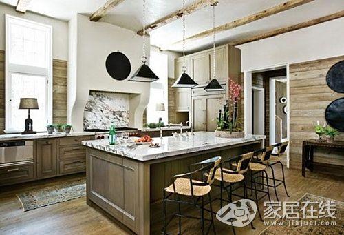 mosaic backsplash kitchen crown molding for cabinets 有创意厨灶防溅遮挡板 美好生活从此开始 - 家居装修知识网