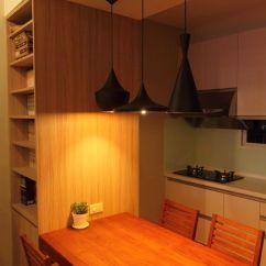 Easy Kitchen Remodel Wall Tile 30龄老房巧妙变身!宅男漫画迷8万改造小宅 - 家居装修知识网