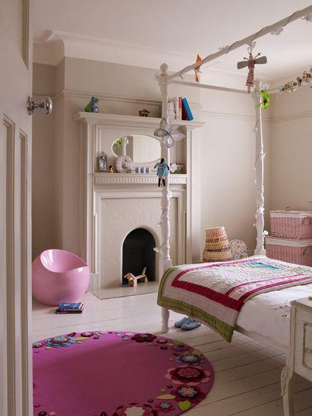 公主的色彩世界 33個少女房間設計鑒賞(組圖) - 家居裝修知識網