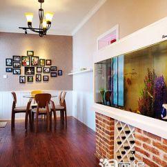 Rustic Kitchen Cabinet Latest Design 90平小三居二手房大变身 阳台做书房(组图) - 家居装修知识网