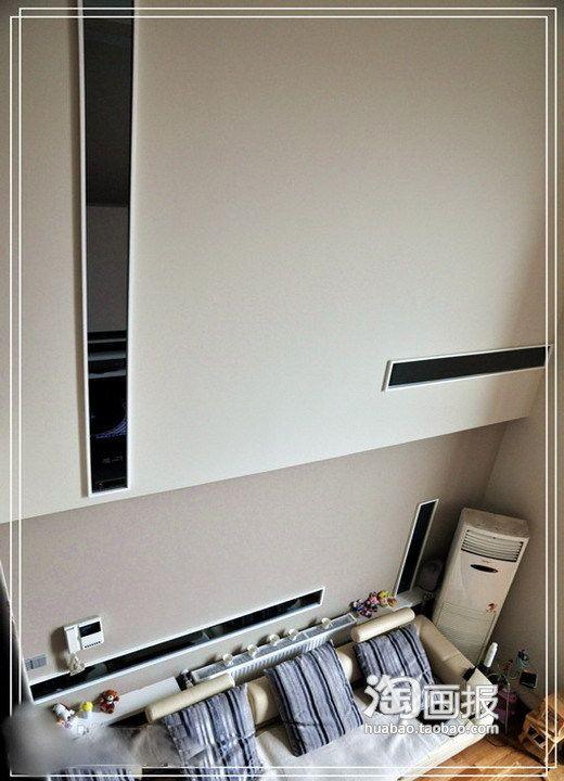 kitchen to go cabinets hood filters 主卫隔半变迷你衣帽间 90平跃层时尚家(图) - 家居装修知识网
