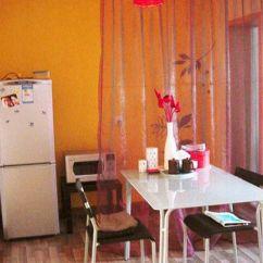 Black Kitchen Rugs Themed Bridal Shower 2万改造老房子 手绘墙面的绚丽世界(组图) - 家居装修知识网
