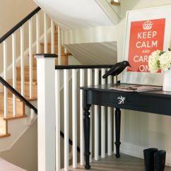 Kitchen Counter Stools Remodels Under 5000 艺术家的时尚小家 简洁明快的软装设计(组图) - 家居装修知识网
