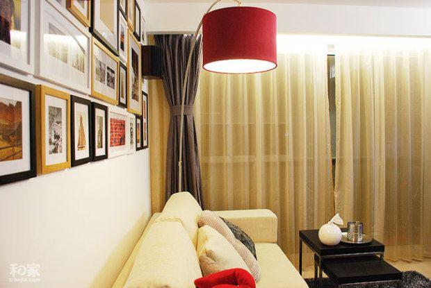 ikea kitchen rugs honest coupon 美丽照片墙 设计完全属于年轻人的宜家(图) - 家居装修知识网