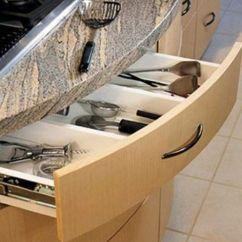 Backsplash In Kitchen Fryer 活用挂钩刀架 厨房空间干净整洁收纳法(组图) - 家居装修知识网