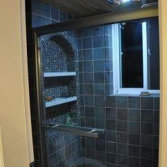 Ceramic Tiles For Kitchen Over Sink Light 我们的童话世界 6万装70平地中海美家(图) - 家居装修知识网