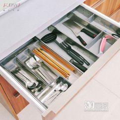 Good Kitchen Knives Best Sink 超强收纳增容 厨房刀具餐具各得其所(组图) - 家居装修知识网